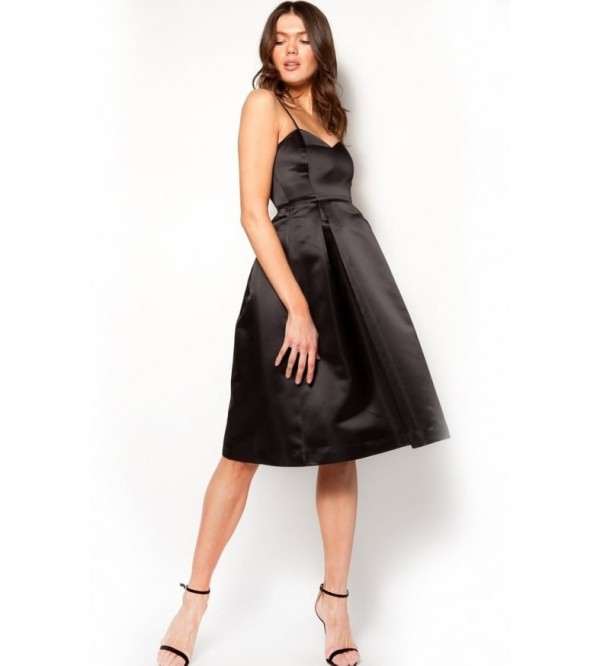 MM NELLY DRESS BLACK